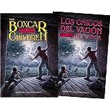 The Boxcar Children (Spanish/English set) (1) (The Boxcar Children Mysteries) (Spanish and English Edition)