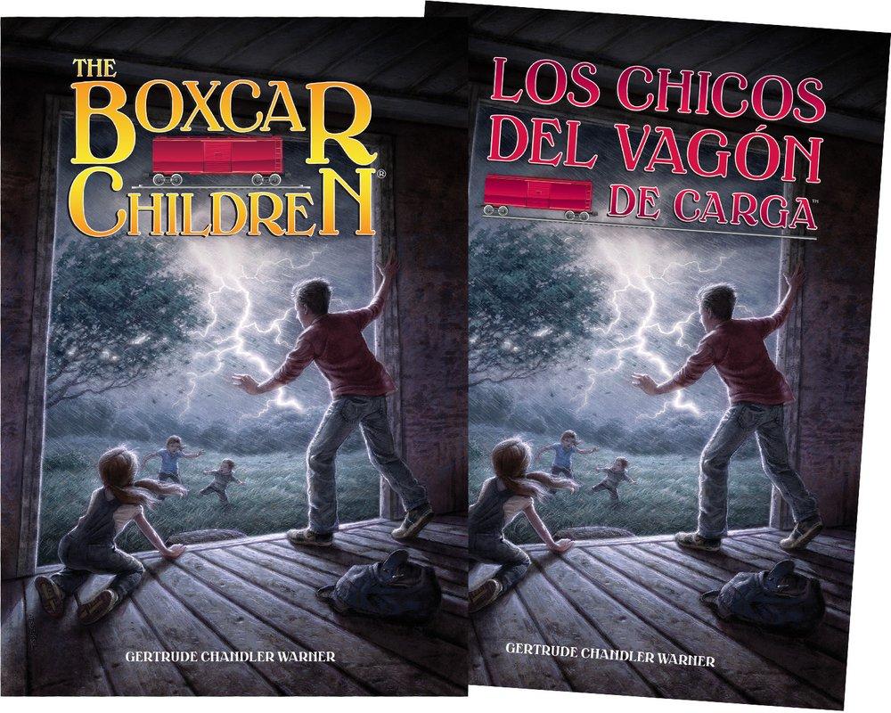 Download The Boxcar Children (Spanish/English set) (The Boxcar Children Mysteries) (Spanish and English Edition) PDF
