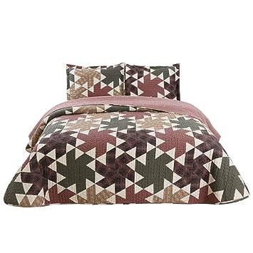 Amazon.com: vivinna Home Textile - Colcha de algodón para ...