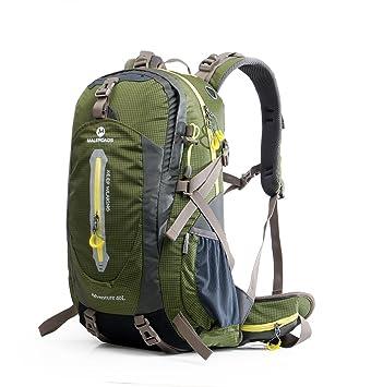 Maleroads Band - Mochila de 40 litros para escalada de montaña, bloqueo de sudor, ventilación, rodamiento relajado, ...