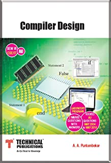 Amazon buy compiler design book online at low prices in india compiler design principles of compiler design cseit sem vi to fandeluxe Image collections