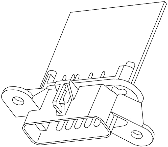Amazon Com Acdelco 15 8966 Gm Original Equipment Heating And Air