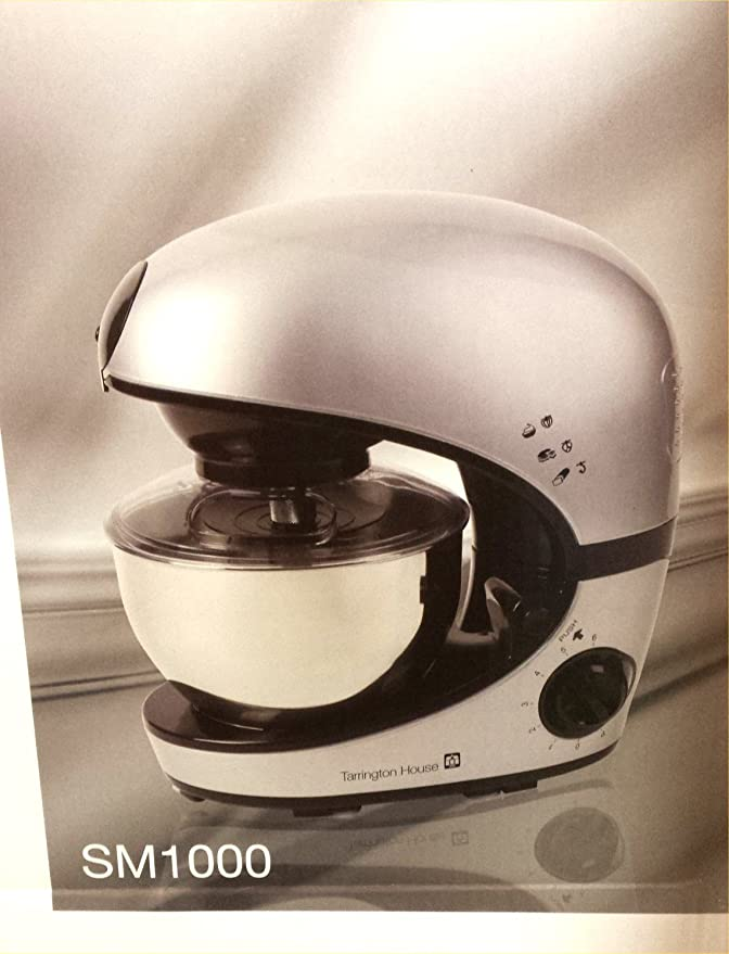 MULTI-FUNKTIONS robot de cocina 1000 W TARRINGTON House SM 1000 robot de cocina: Amazon.es