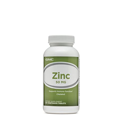 Buy Gnc Zinc 50 Mg Online At Low Prices In India Amazon In