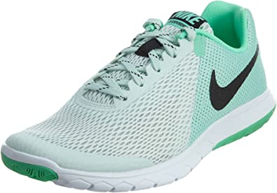 Nike 844729-301, Zapatillas de Trail Running para Mujer, Verde (Barely Green/Black-Green Glow-White), 42.5 EU: Amazon.es: Zapatos y complementos