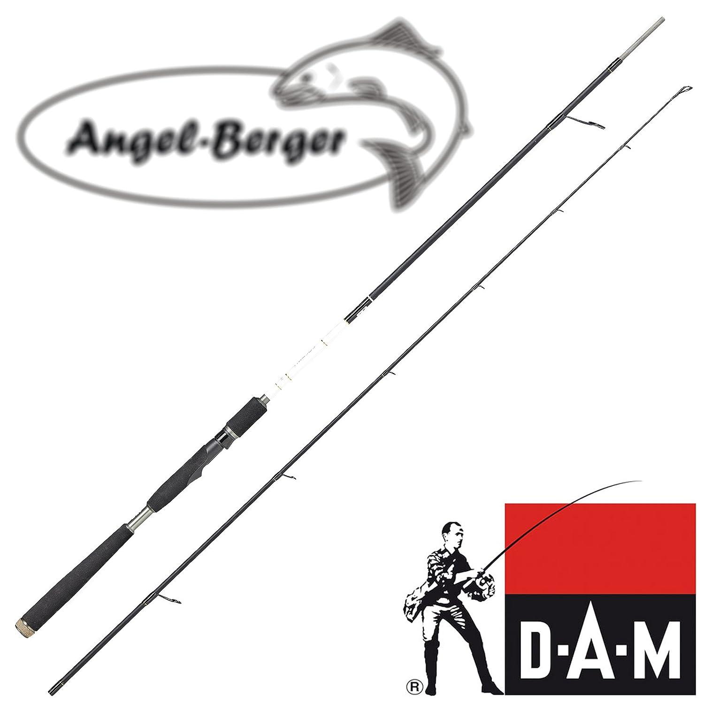 Angel-Berger Dam Cultus Spin Spinnrute alle Modelle Rutenband