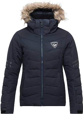 Rabatt bis zu 60% neue Stile vollständig in den Spezifikationen Rossignol Damen Skijacke Winterjacke Rapide Jacket RLHWJ05 ...
