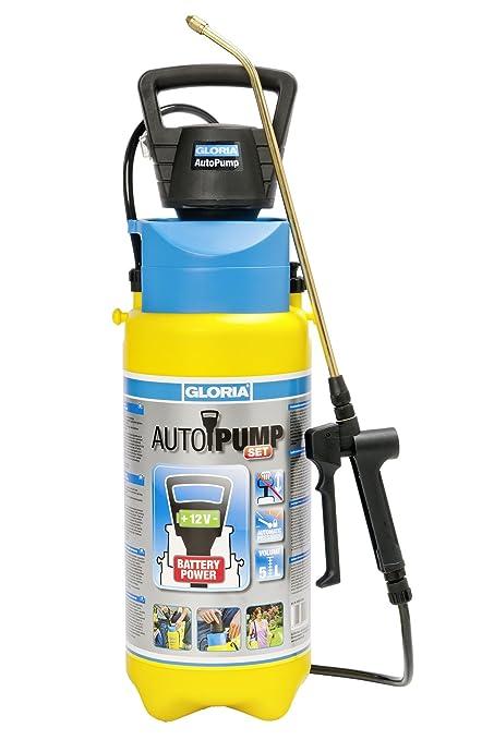 39 opinioni per Gloria AutoPump Set pompa elettrica 5 litri, giallo