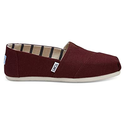 Womens Venice Black Cherry Heritage Canvas ALPR ESP 10011678 (Size: ...