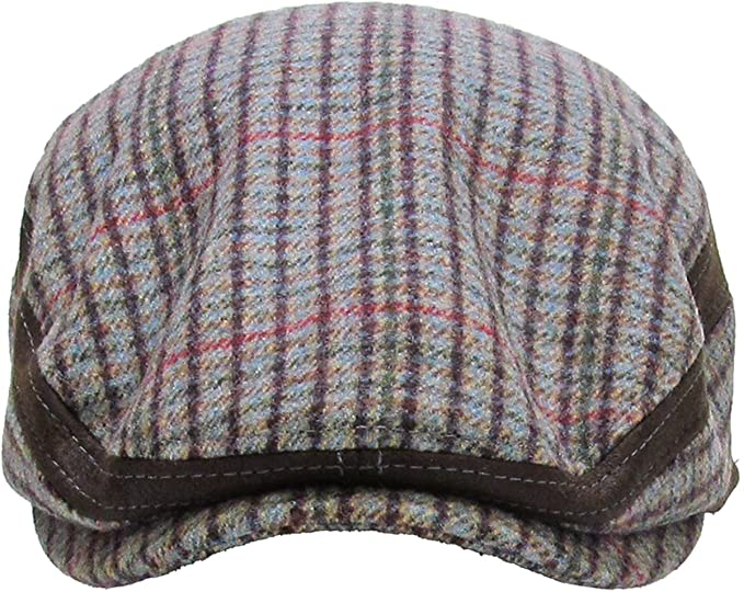 4864d6c66f579 Men s Applejack Ascot Gatsby Newsboy Ivy Cabbie Hat Casual   Dress Style at  Amazon Men s Clothing store