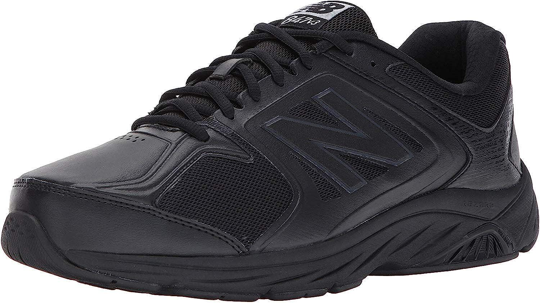 New Balance Men's Mw847 Ankle-High Running Shoe [並行輸入品]
