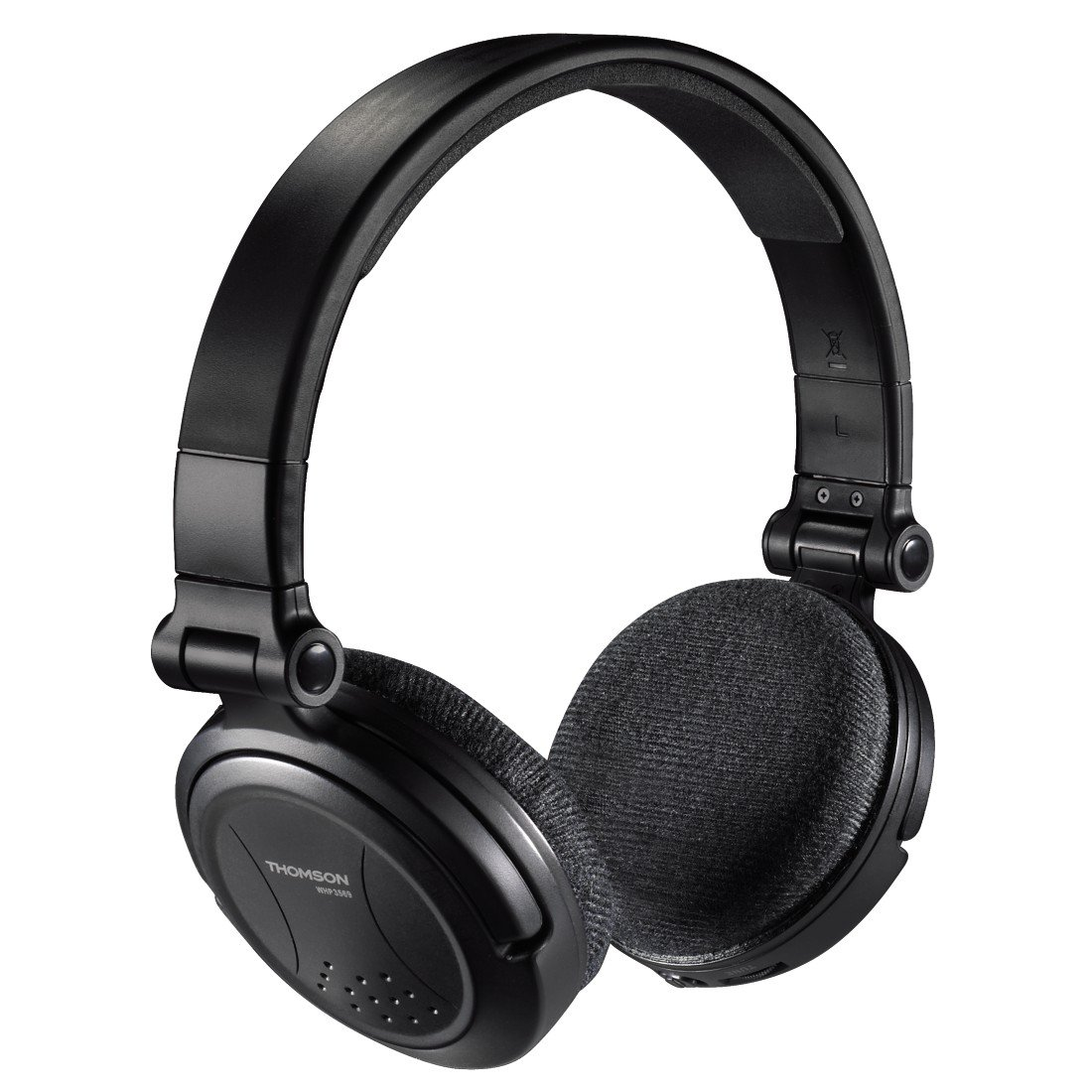 Thomson WHP3569 - Auriculares de diadema abiertos inalámbricos, negro: Amazon.es: Electrónica