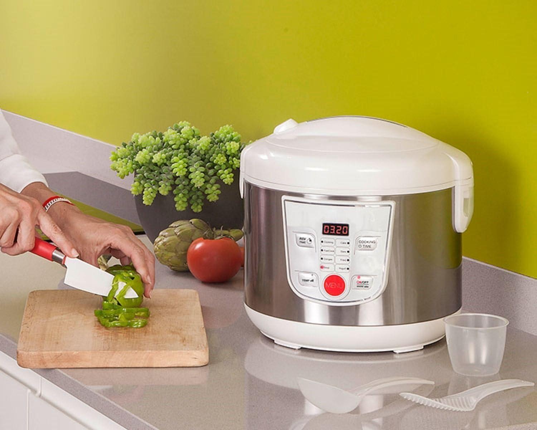 Top SHOP masterful Robot de cocina 5 l 700 W 8 Menu preconfigurati + Cookbook Ref. 63: Amazon.es: Hogar