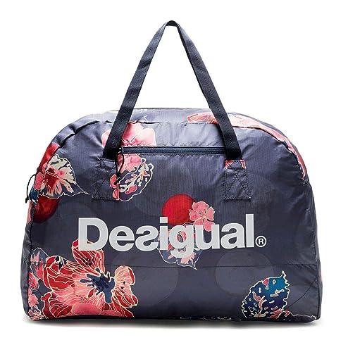 Scarlet Bloom Packable esZapatos PeacoatAmazon Desigual Gym Bag T1JF3ulcK