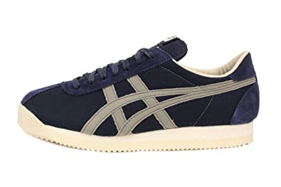 super popular 255d7 3a325 Amazon.com: Onitsuka Tiger Tiger Corsair Mens in Peacoat ...