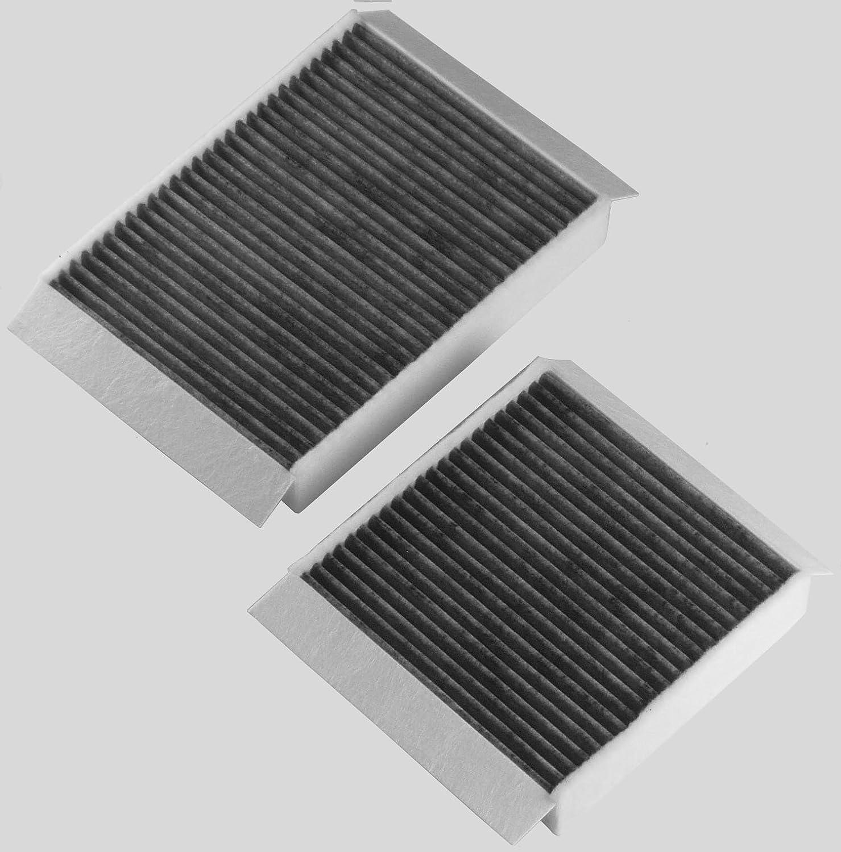 Open Parts CAF2058.12 Filtro, aire habitáculo con carbón activo - 2 Piezas: Amazon.es: Coche y moto