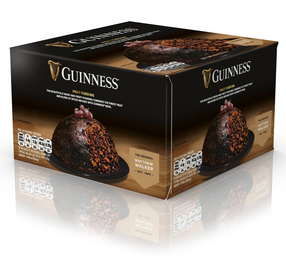 Guinness - Fruit Pudding 454g (16oz)