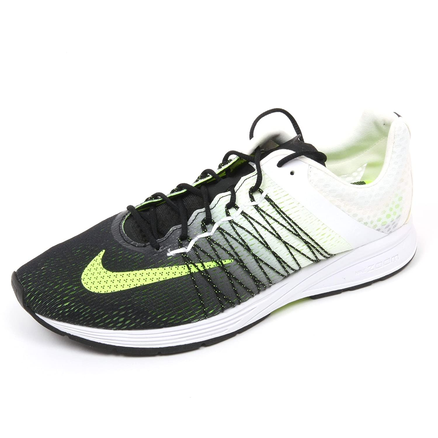 81cf38388a4 Nike Unisex Adults  Air Zoom Streak 5 Cp Running Shoes White  Amazon.co.uk   Shoes   Bags