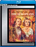 The Europeans [Blu-ray]