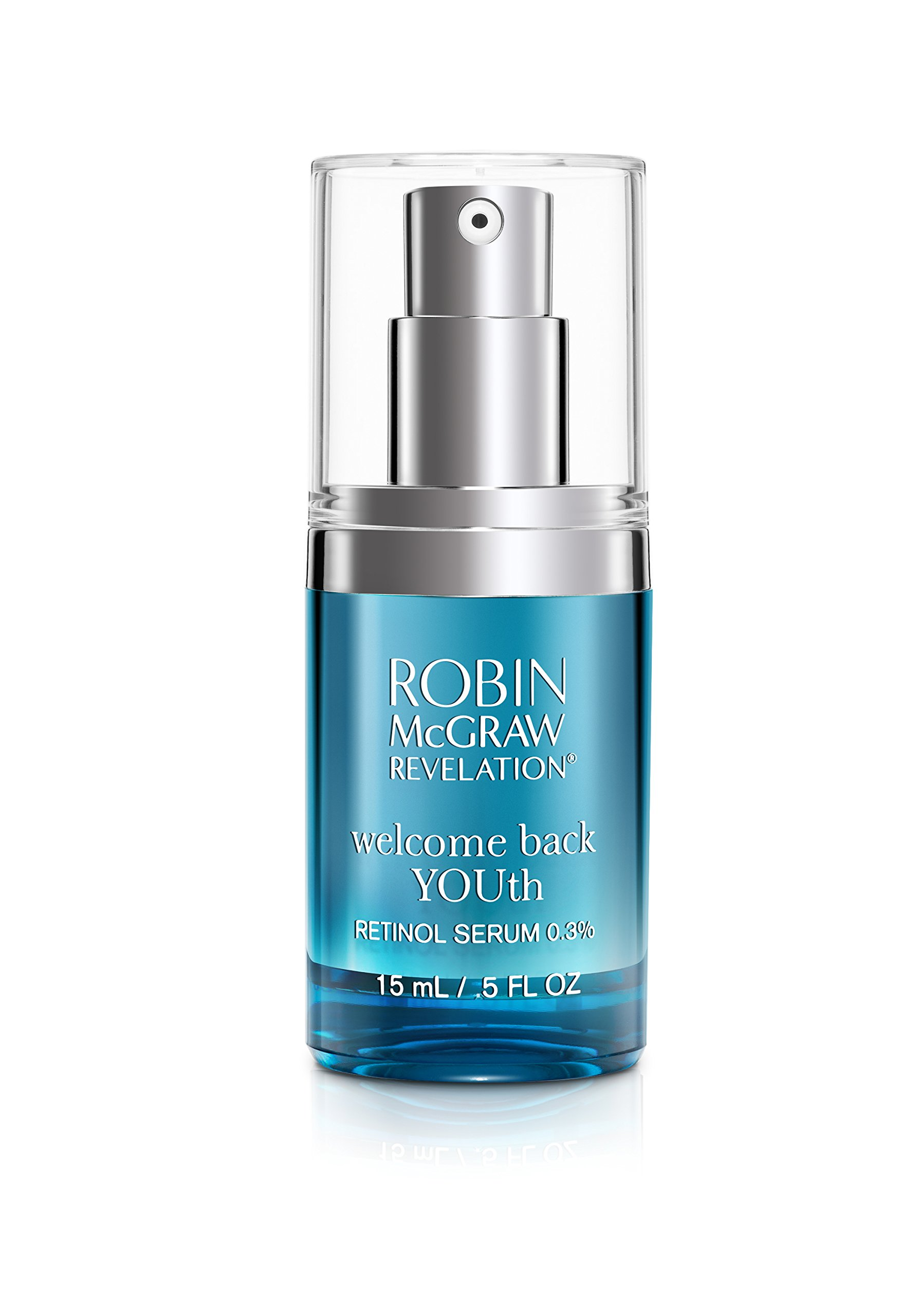 Robin McGraw Revelation Welcome Back YOUth - Retinol Serum 0.3%, 0.5 fl. oz by Robin McGraw Revelation