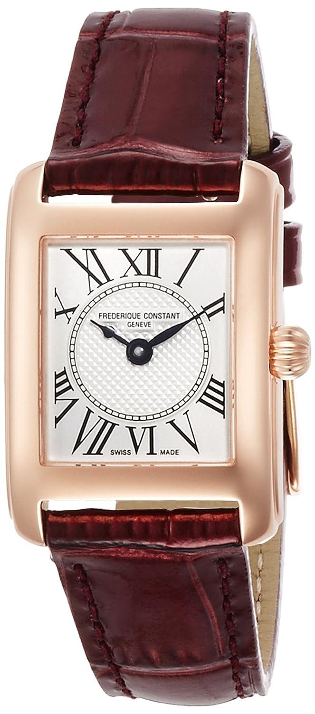 [フレデリックコンスタント]FREDERIQUE CONSTANT 腕時計、クラシックカレ、クォーツ FC-200MC14 レディース 【正規輸入品】 B01M6YPHW8