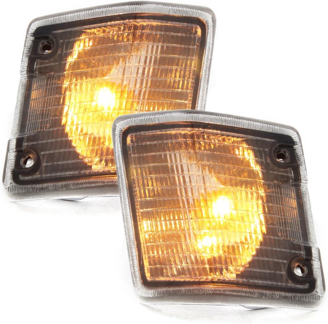 Dectane KGV06DS modelos de 1972 a 1992 Intermitente frontal para  T3 Bus Transr color gris oscuro