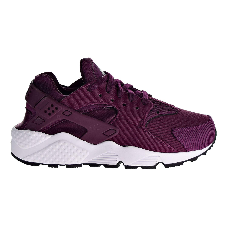 ac8fc1a91331a Galleon - Nike Air Huarache Run SE Women s Shoes Bordeaux Black White  859429-601 (8 B(M) US)
