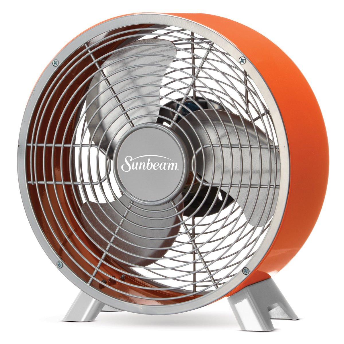 Sunbeam Designer Series Retro 9 Inch Table Fan, Teal SDF0914T CN:  Amazon.ca: Home U0026 Kitchen