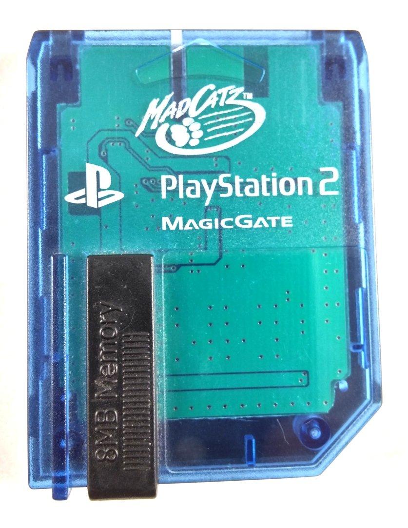 Amazon.com: PS2 Memory Card (8 MB): Video Games
