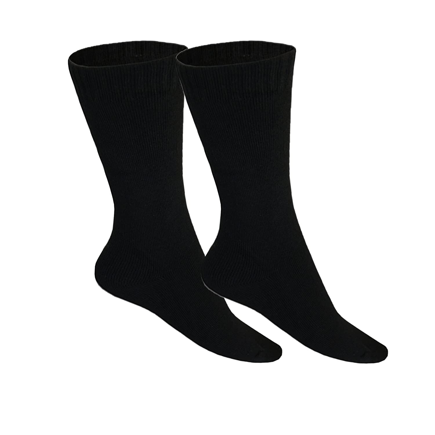 Wintersocken Damen Softsail Schwarz Thermosocken Dick Warm