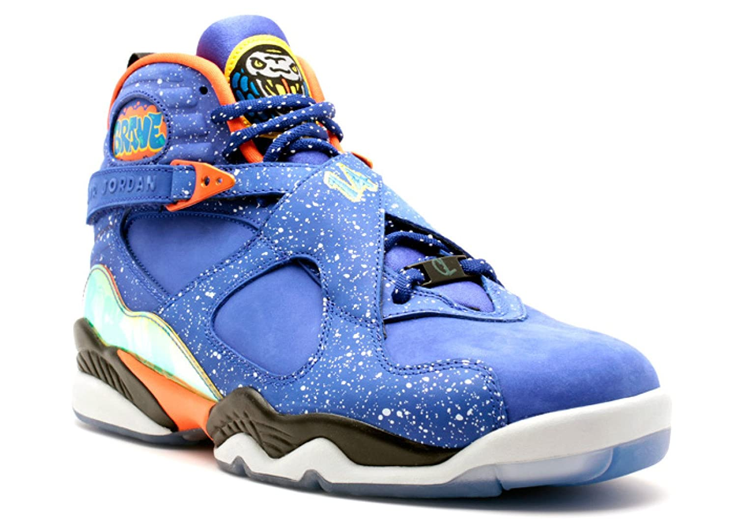891bd5fa472 Nike AIR Jordan 8 Retro DB  DOERNBECHER  - 729893-480 - Size 8 -   Amazon.co.uk  Shoes   Bags