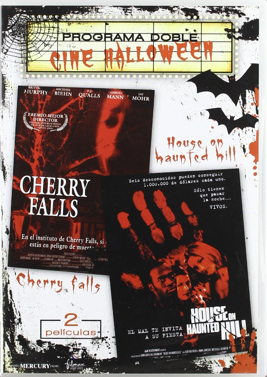 Cherry Hill Imports >> Amazon Com Cherry Falls House On Haunted Hill Import Movie