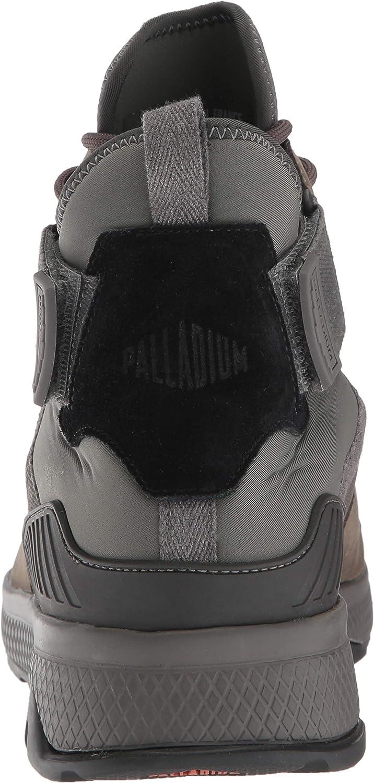 Palladium Mens AX/_EON AR MID DKGULGRY//Black//RVN 7 M US