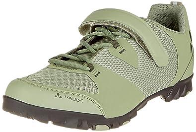 VAUDE Mens Tvl Hjul, Zapatillas de Ciclismo de montaña para Hombre, Verde (Fango