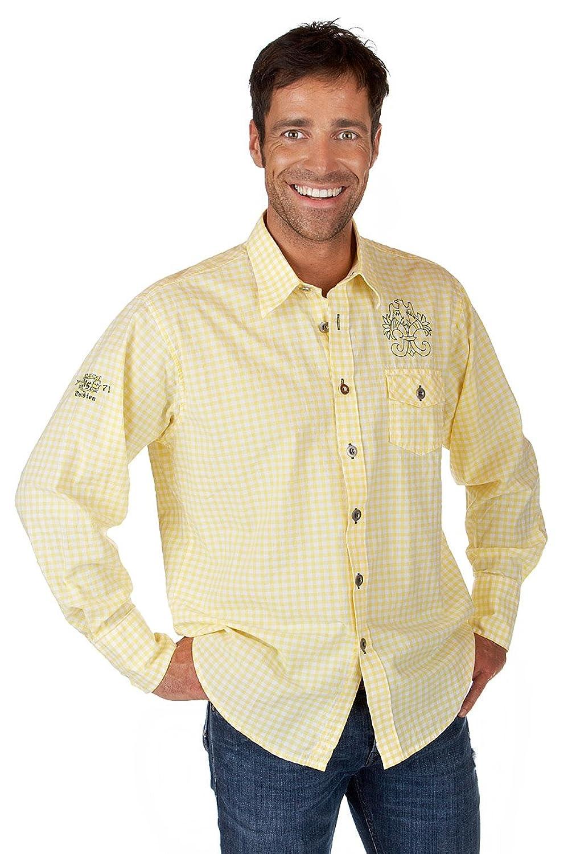 Orbis Textil H065 Trachtenhemd mit langem Arm