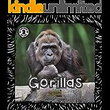 Safari Readers: Gorillas (Safari Readers - Wildlife Books for Children Book 10)