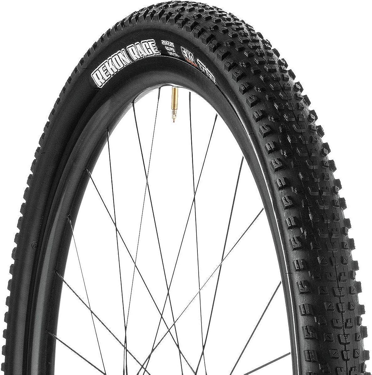 Maxxis Rekon Race Exo/TR 120 Tpi - Neumático de Bicicleta, Negro ...