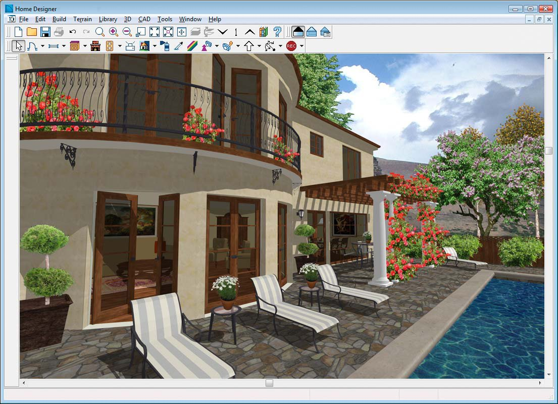Amazon.com: Chief Architect Home Designer Suite 10 [Download]: Software Part 48