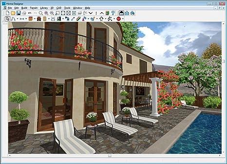 Amazon.com: Chief Architect Home Designer Suite 10: Software