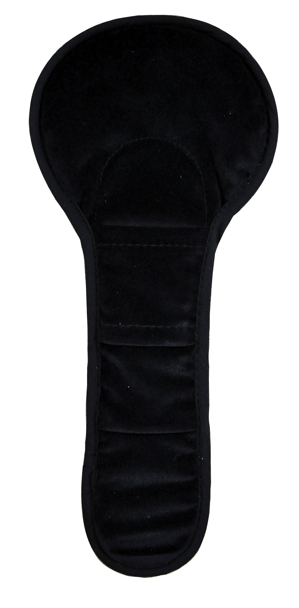 Britax EZ-Buckle Belly Pad for Harnessed Car Seats, Black