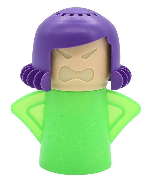 Limpiador de microondas Cool Angry Mama microondas horno ...
