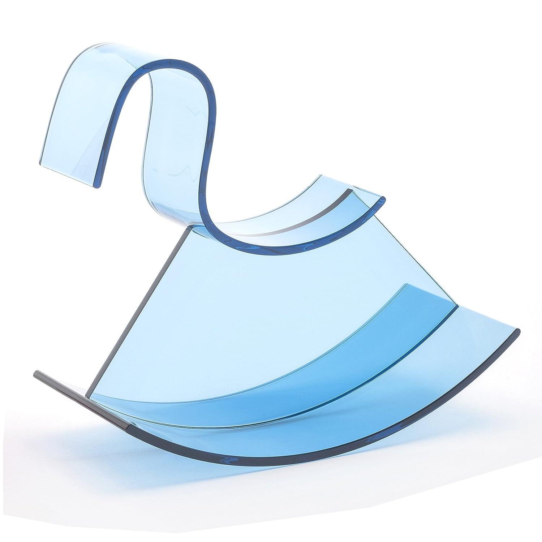 Kartell 3270 G2 – H de Caballo balancín, Color Azul