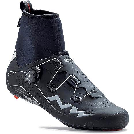 Northwave Flash GTX - Zapatillas - negro Talla del calzado 40 2017