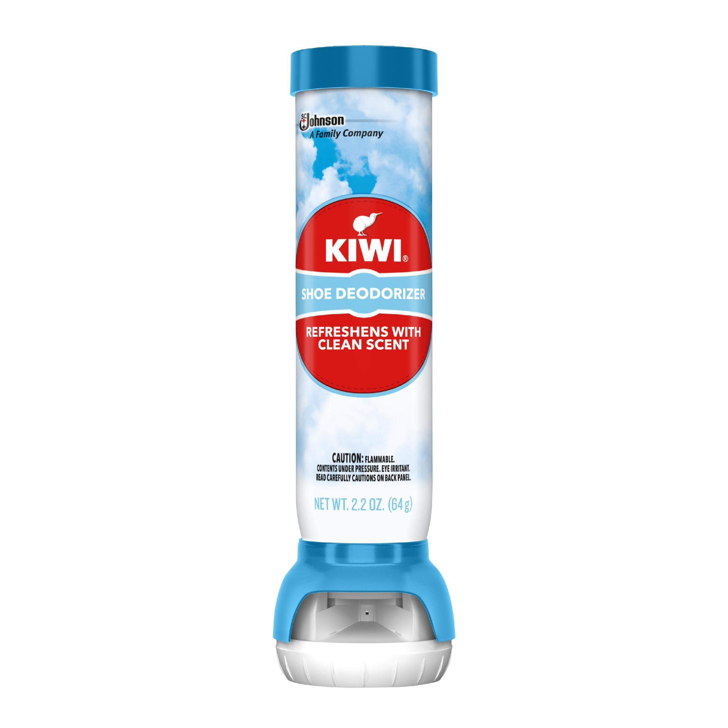 SaraLee/Kiwi Fresh Force Shoe Refresher, Powder Fresh Scent, 2.2 oz, 3-Pack by Kiwi
