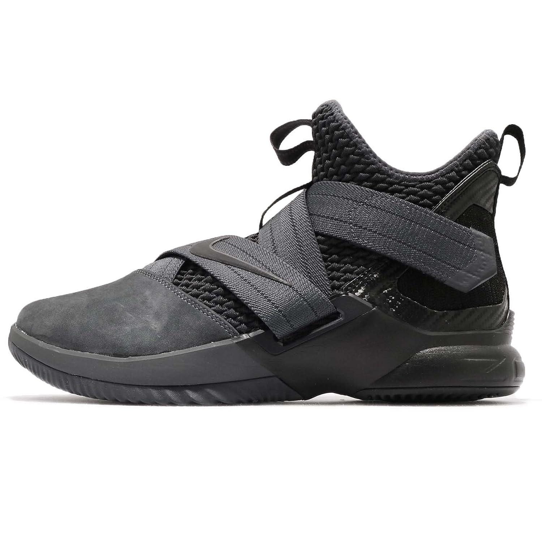(ナイキ) レブロン ソルジャー XII SFG EP 12 メンズ バスケットボール シューズ Nike LeBron Soldier XII SFG EP AO4055-002 [並行輸入品] B07D31GKJV