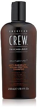 American Crew Anti-Dandruff Plus Control Shampoo, 8.4 Ounce