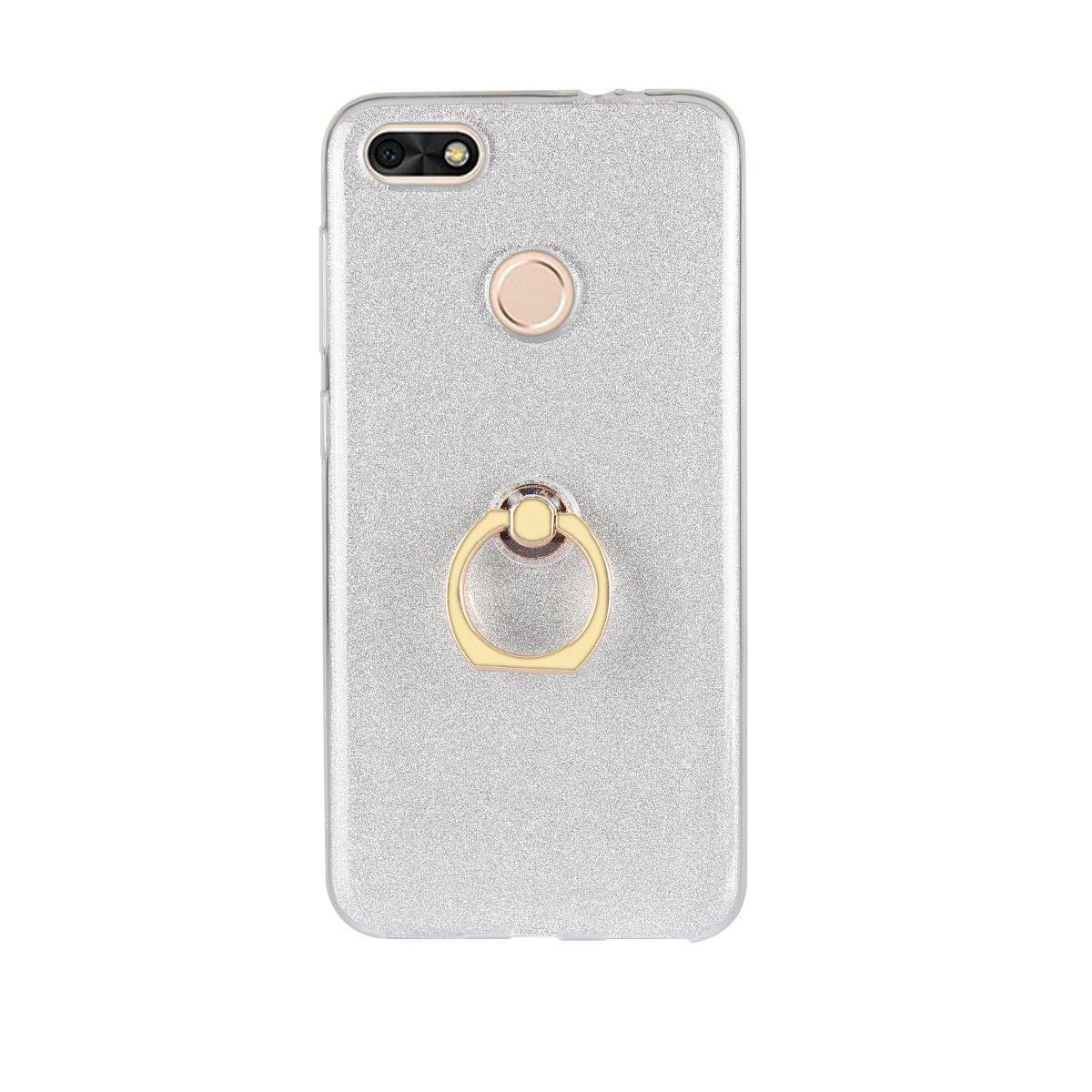 Everainy Kompatibel f/ür Huawei P9 Lite Mini//Y6 Pro 2017 H/ülle Silikon Bumper Gummi Neu Cover mit Ring 360 Grad St/änder H/üllen f/ür Huawei P9 Lite Mini Handyh/ülle Sto/ßfest Sto/ßstange Schutzh/ülle Rot