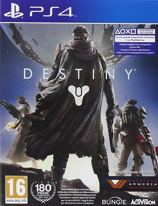 168 opinioni per Destiny- Vanguard Edition (Day-One)