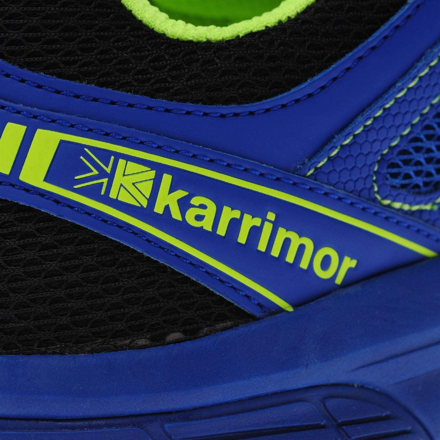 Mens Karrimor Caracal Trail Running Shoes Runners Breathable New