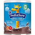 3-Count PediaSure Grow & Gain Non-GMO Shake Mix Powder Nutritional Shake